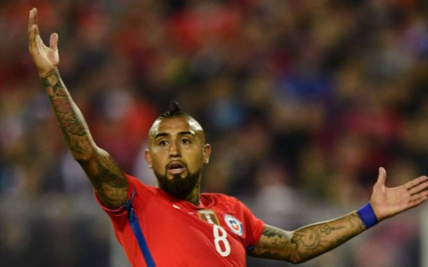 Arturo Vidal, delantero de la roja, anuncia su retiro después de Rusia 2018