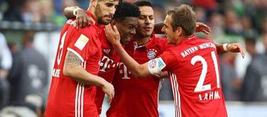 Bayern Munich, campeón de la Bundesliga por quinto año consecutivo