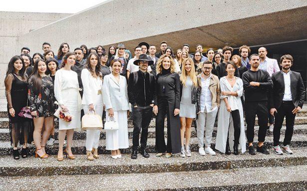 Presentan el programa de la edición 21 de la semana de la moda mexicana