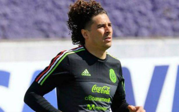 El duelo no es entre Keylor Navas y yo: Guillermo Ochoa