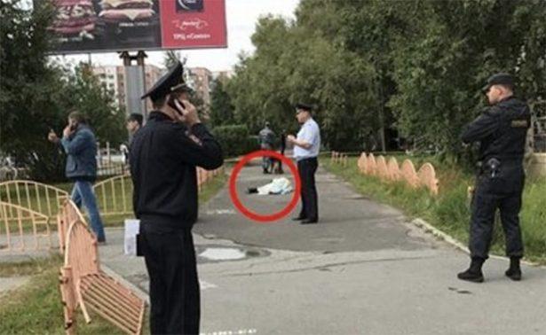 Otro atentado con cuchillo, ahora en Rusia; EI se lo adjudica