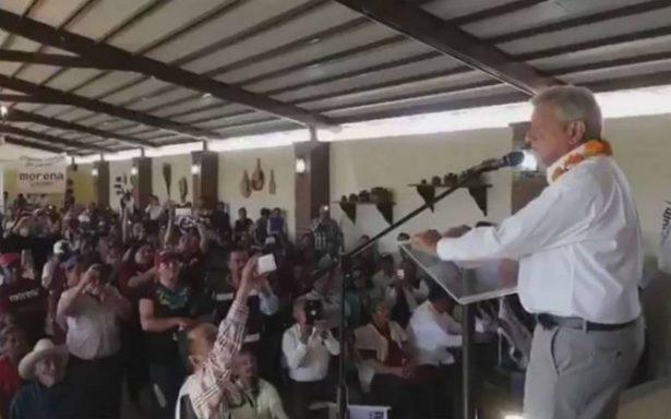 'La tercera es la vencida', AMLO se registrará en diciembre como  precandidato a la presidencia