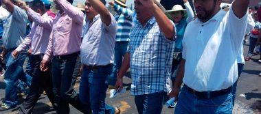 Sección 22 de la CNTE pretende irse a para indefinido en Oaxaca