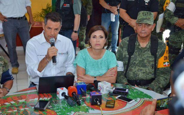 En Oaxaca, hay más de 800 mil damnificados por sismo