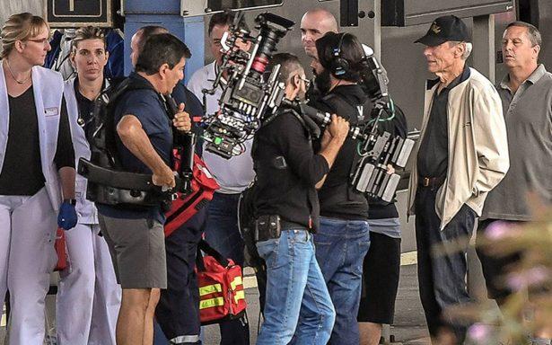 Clint Eastwood inicia rodaje en Francia de nuevo filme sobre atentado