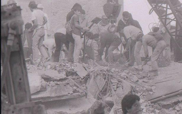 Simulacro de este martes en la CDMX marcará 32 años del terremoto del 85