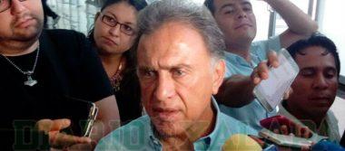Yunes rechaza tener vínculos con empresa farmacéutica