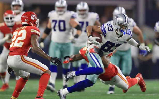 Vaqueros vence 28-17 a Jefes en tercer triunfo seguido en la NFL