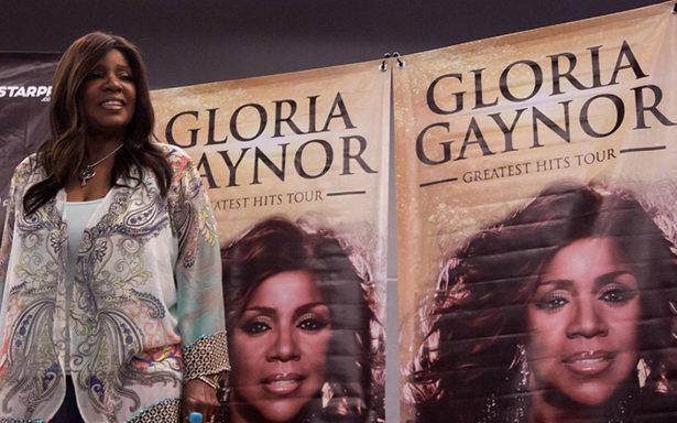 Gloria Gaynor cumple hoy 68 años de edad