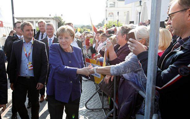 Merkel, en busca de una coalición leal y audaz