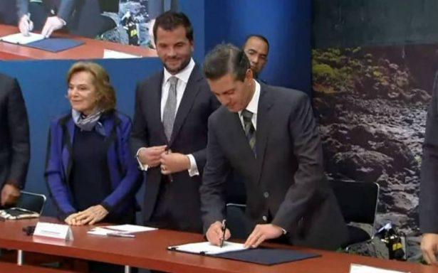 México reafirma su compromiso con los esfuerzos globales para conservar el medio ambiente: EPN