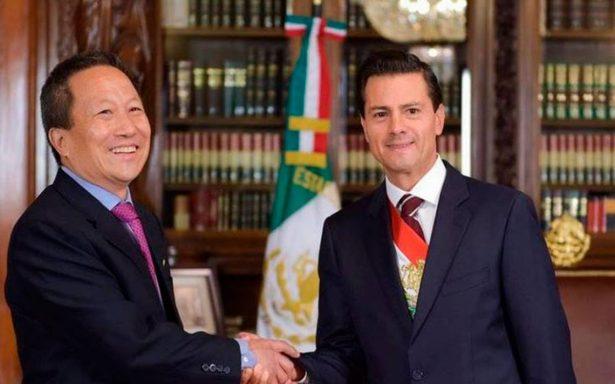 México da 72 horas a embajador norcoreano para abandonar el país