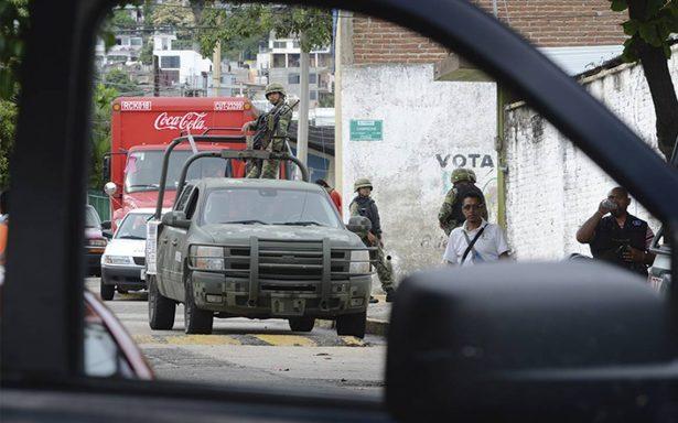 Registran fin de semana violento en Guerrero; hay 24 víctimas