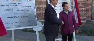 """Poblanos piden a Peña Nieto """"ya no más gasolinazo"""""""