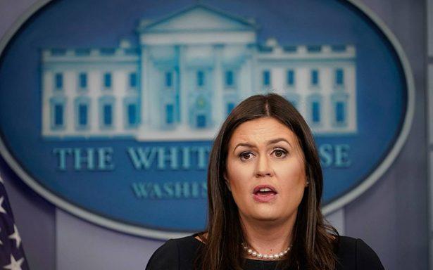Es absurdo, Trump no ha declarado la guerra a Corea del Norte: Casa Blanca