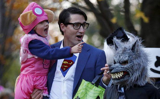 Así lucieron los famosos sus mejores disfraces este Halloween