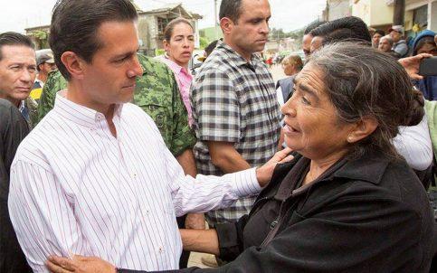 A una semana del sismo, Peña Nieto realizará gira a Tlayacapan, Morelos