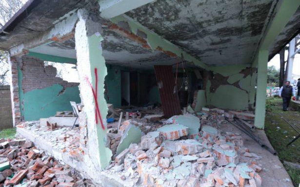 Emiten declaratoria de emergencia en 125 municipios por sismo