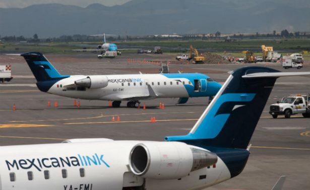 Aeropuerto de la CDMX prevé más suspensiones: Protección Civil