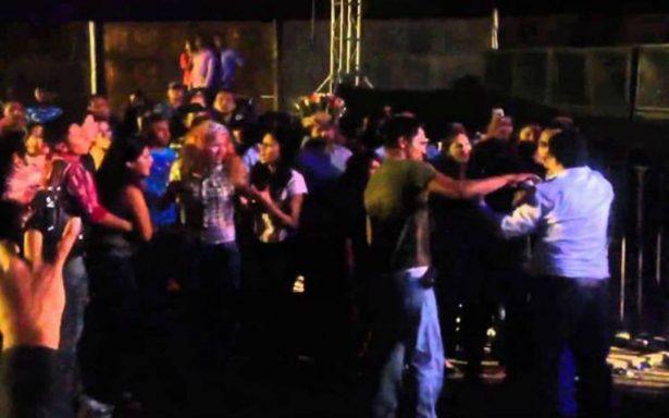 Prohíben bailes públicos en la capital de Puebla para evitar riñas