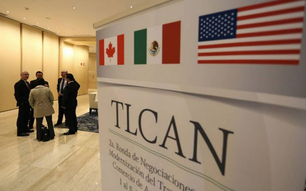 En suspenso avance de renegociación del TLCAN en cuarto día de trabajo