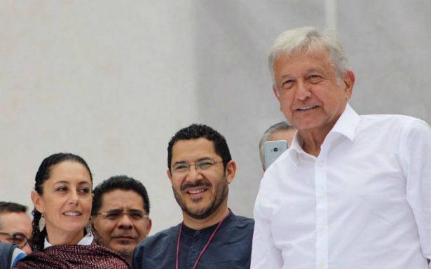 Ex perredistas y hasta actores firman Acuerdo Político de AMLO