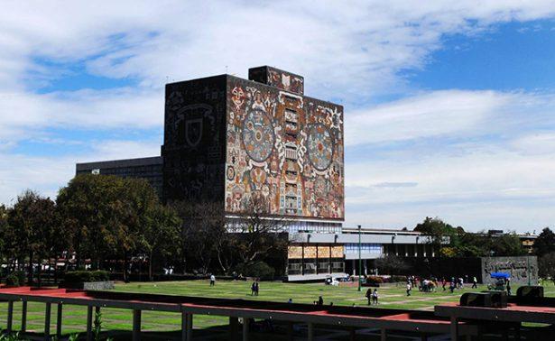 Regresan a clases facultades de la UNAM