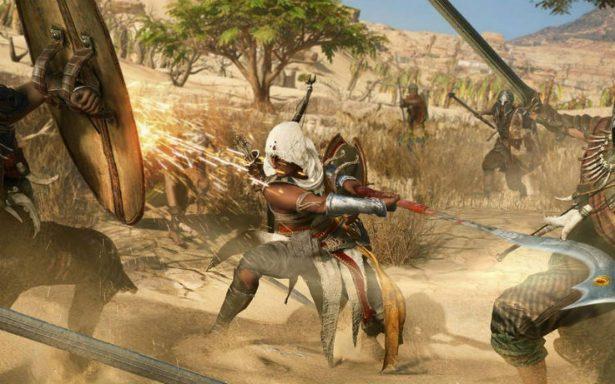 Revelan nuevas imágenes del videojuego 'Assassin's creed Origins'