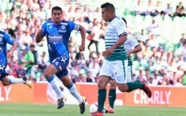 ¡Aburren! Insípido empate sin goles entre Santos y Puebla