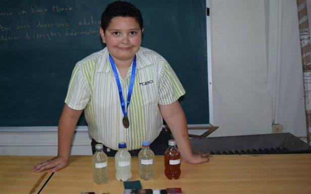 Conoce a Jayro Díaz, el niño científico que no perdió la esperanza