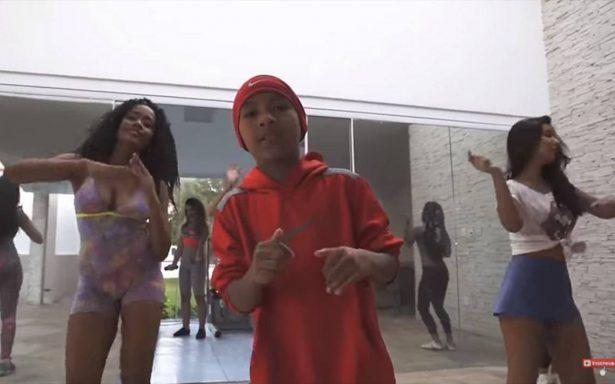 Niño brasileño protagoniza polémico video musical sobre sexo y autoridades lo censuran