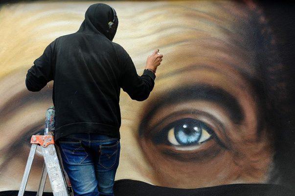 Lucirán macro murales en principales avenidas de la capital