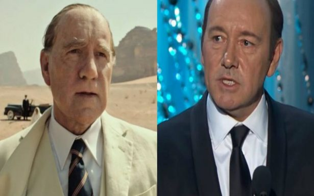 Ridley Scott despide a Kevin Spacey de 'All the Money in the World'
