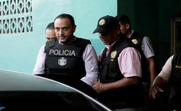 Cambian a Roberto Borge de penal en Panamá por temor a fuga