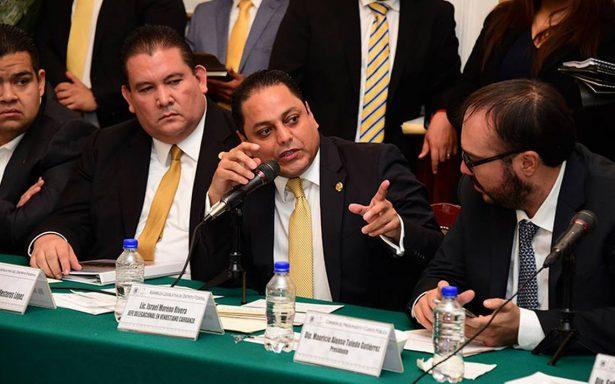PRD buscan reunión con la SCJN en apoyo a delegado de Venustiano Carranza