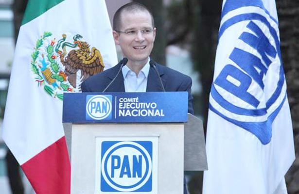 Exige el PRI que PGR investigue a Ricardo Anaya