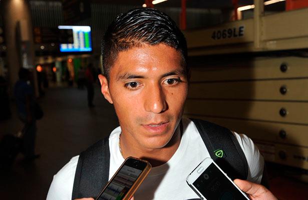 Delantero Ramírez opina que Tricolor debe dar vuelta a página de goleada