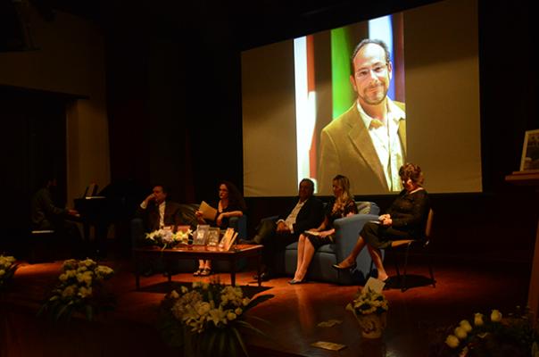 Realizaron homenaje póstumo a Ignacio Padilla