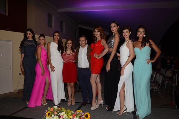 Aspirantes a Miss Mundo Querétaro 2016