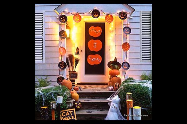 10 ideas para decorar tu casa de halloween - Decorar casa para halloween ...