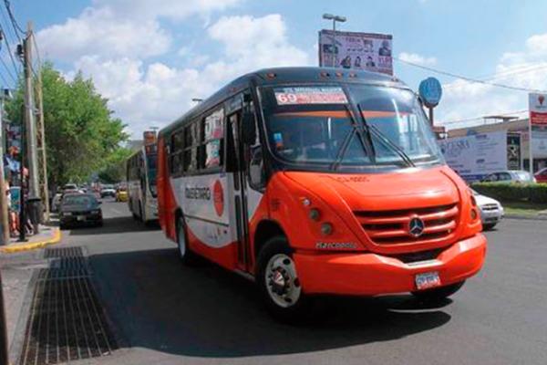 Congreso se desliga de posible alza a la tarifa de transporte