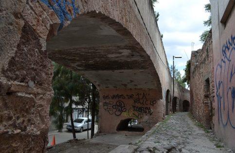 Abandono en Hércules; vecinos piden rescatar Acueducto