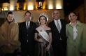 Cecilia II, fue coronada como Reina de las Fiestas de Navidad 2016