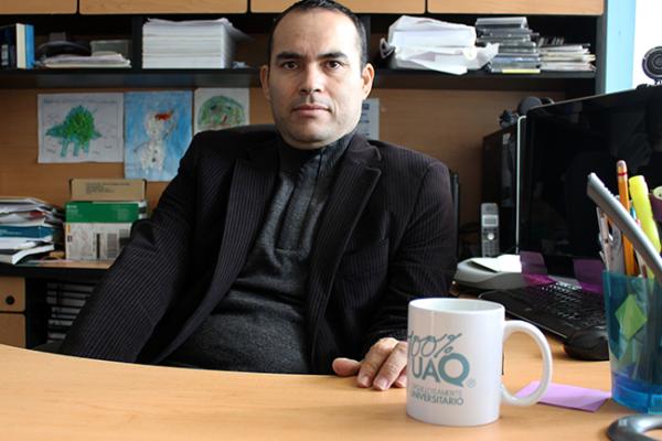 Investigador de la UAQ obtiene premio nacional
