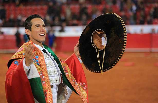 Diego Silveti consiguió un triunfo importante en, esperando que este sábado pueda hacer de igual forma un gran papel en San Miguel de Allende y el domingo en la México.