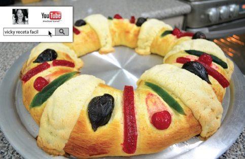 Las frutas deshidratadas y cristalizadas que decoran la tradicional Rosca de Reyes aportan grandes beneficios a la salud.
