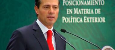 Con Estados Unidos ni sumisión ni confrontación: EPN
