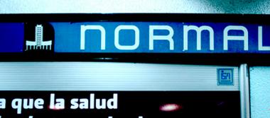 Continúa cerrada estación Normal del Metro