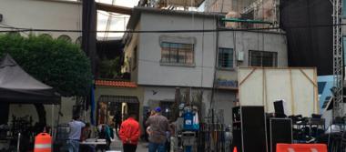 Alfonso Cuarón convierte asilo de ancianos en set de filmación
