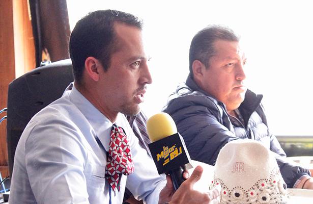 RICARDO AZUELA dio a conocer que para esta ocasión se contará con la participación de los mejores equipos a nivel nacional, por lo que será una verdadera fiesta deportiva.